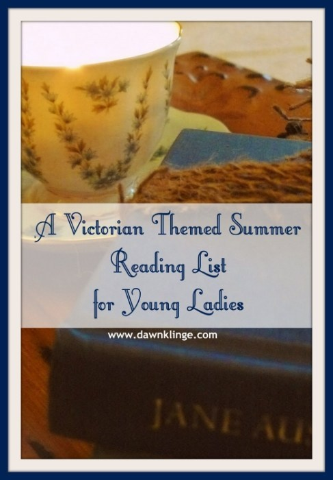 a+Victorian+themed+summer+reading+list+for+young+ladies