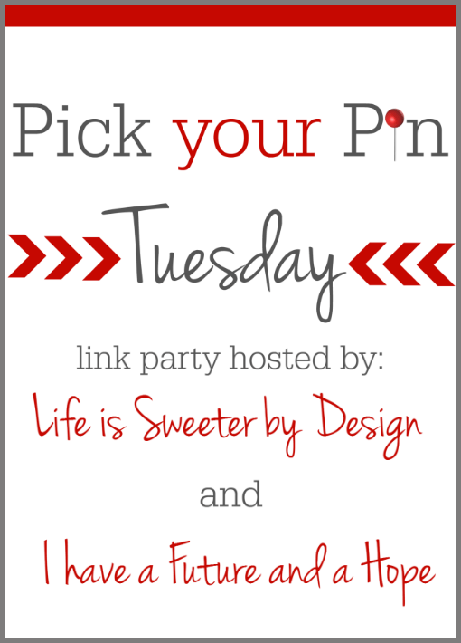 Pick Your Pin Linky Party