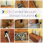 DIY Simple Storage Solutions For Your Central Vacuum