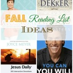 Fall Book Reading List Ideas