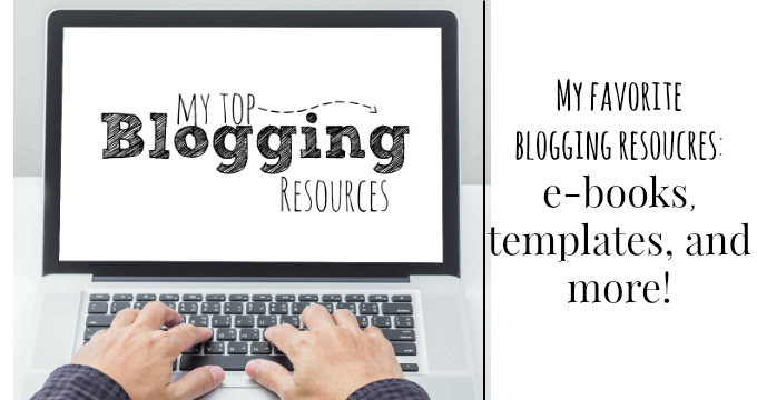 My Top Blogger Resources