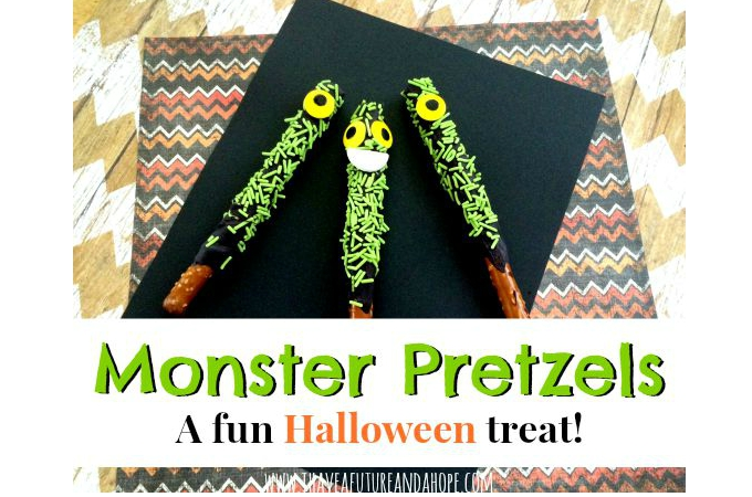 Monster pretzel featured